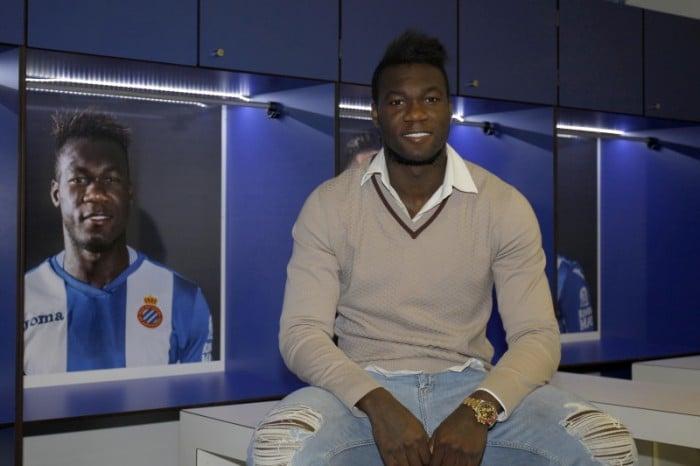 Felipe Caicedo pasa ser propiedad del Espanyol