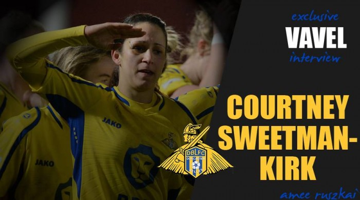 "Ambitious Doncaster Belles ""want to compete with the best,"" Courtney Sweetman-Kirk tells VAVEL UK"