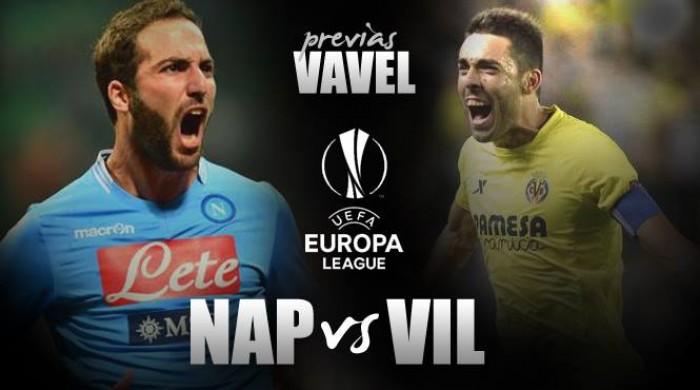 Napoli - Villarreal, le ultime