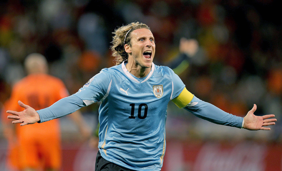 Uruguayo, ADN futbolero