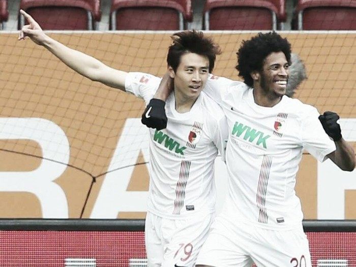 FC Augsburg 3-3 Bayer Leverkusen: Werkself steal share of spoils in six-goal thriller