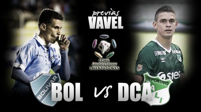 Bolívar - Deportivo Cali: de nuevo frente a frente