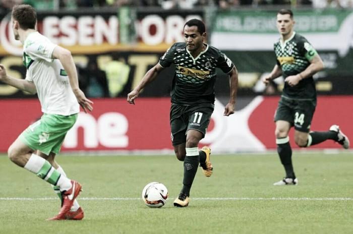 VfL Wolfsburg 2-1 Borussia Mönchengladbach: Wolfsburg put dent in Gladbach's top four hopes