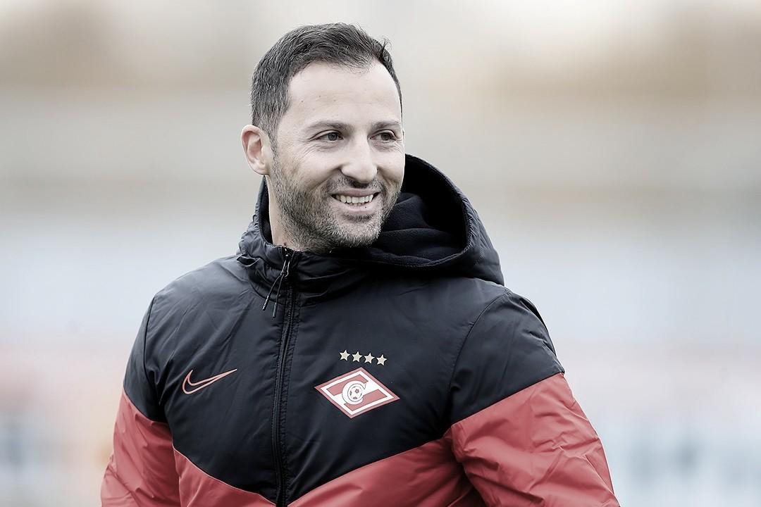 Ex-técnico do Schalke, Domenico Tedesco assina com Spartak Moscow