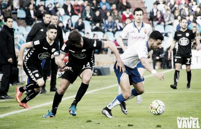 CD Lugo - Real Zaragoza: prueba de fuego a domicilio