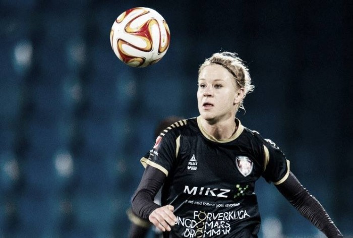 FC Rosengård sign Katrin Schmidt on a one-month loan