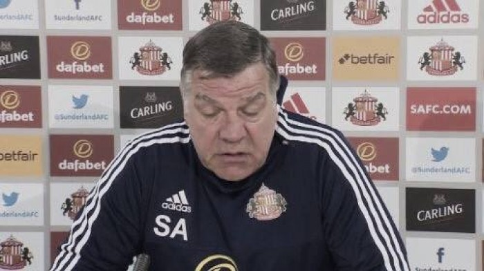 Four teams adrift in the relegation battle - and Sunderland have to be the best one, says Allardyce