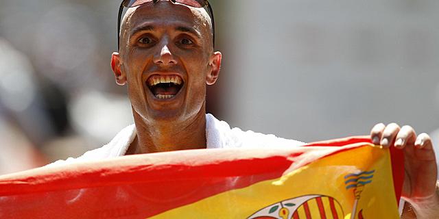 El atletismo español se consolida en la élite