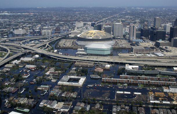 New Orleans: devastación, resurgimiento y el balón naranja de por medio