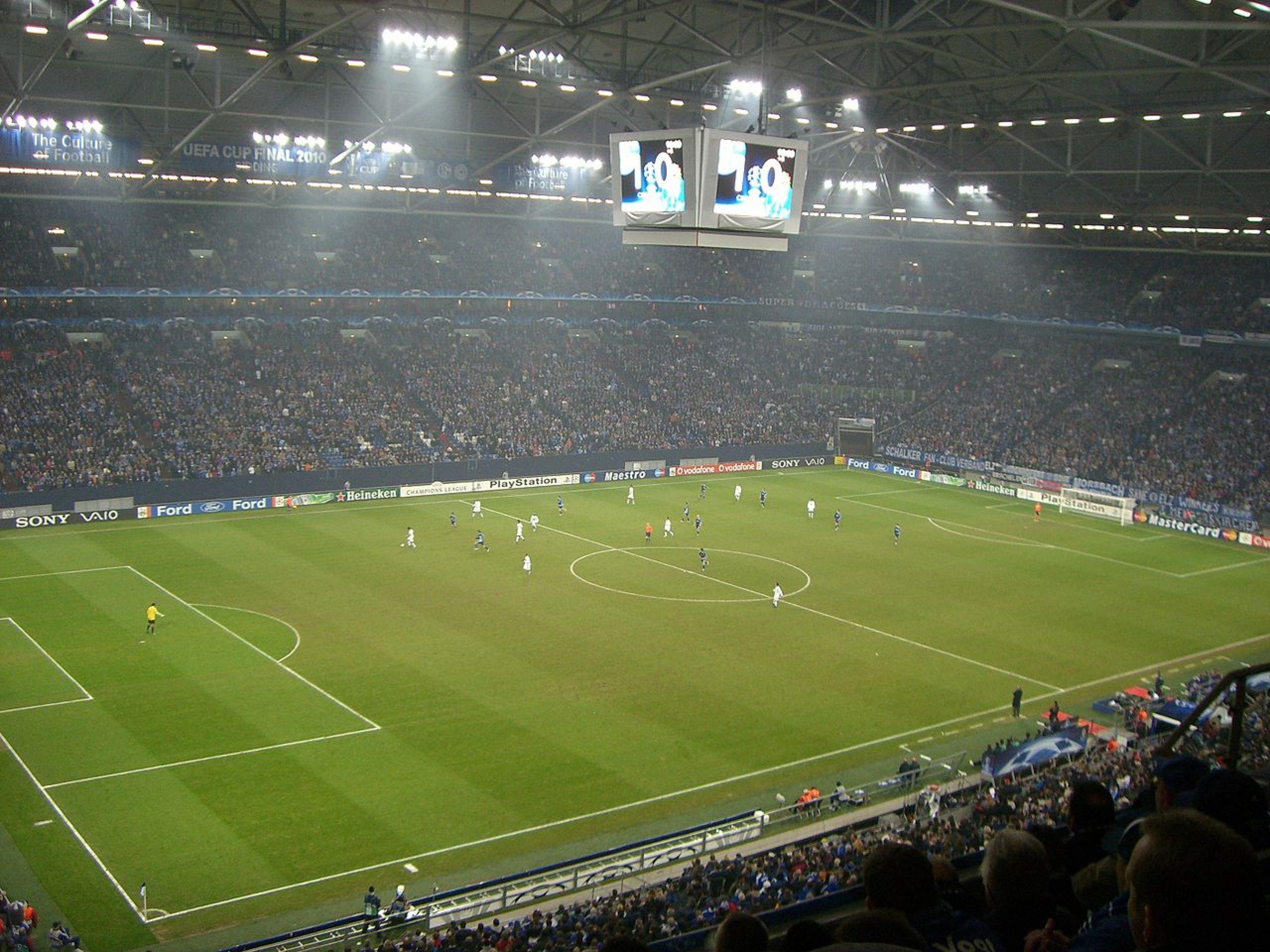 Schalke 04 1-1 FC Porto: Die Knappen denied on Champions League return