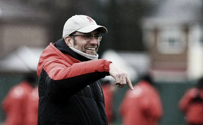 "Jürgen Klopp says Liverpool ""need to stay angry"" to maintain top-four hopes"