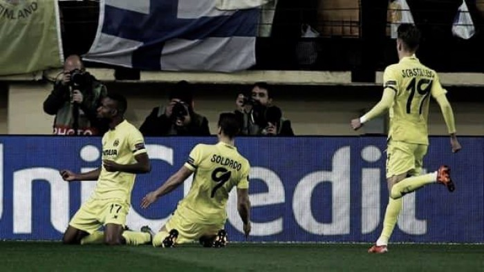 Villarreal 2-0 Bayer Leverkusen: Bakambu at the double to down the Werkself