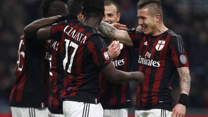 Il Milan non fa sconti: cinquina all'Alessandria e finale in tasca