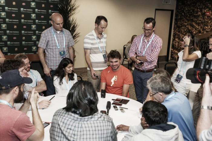 """Stan Wawrinka: """"Espero que pueda tener un gran año en Indian Wells"""""""