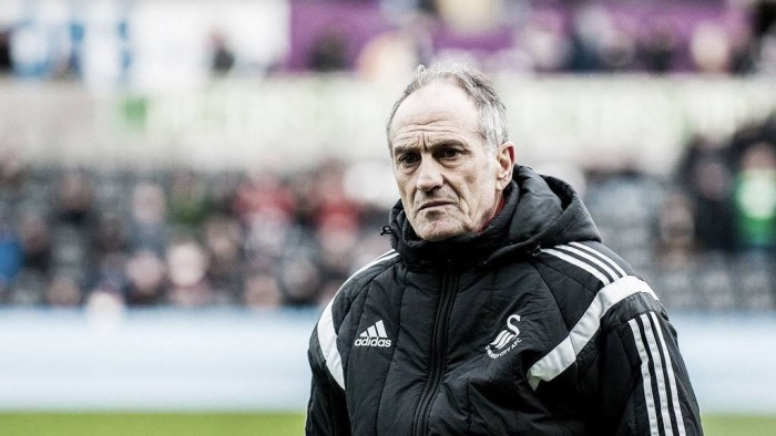 Swansea boss Francesco Guidolin released from hospital