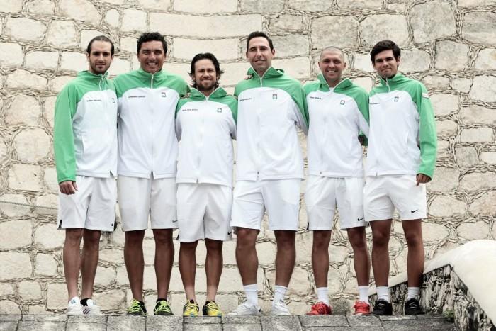 Copa Davis: Con actualidad y futuro, México recibe a Guatemala