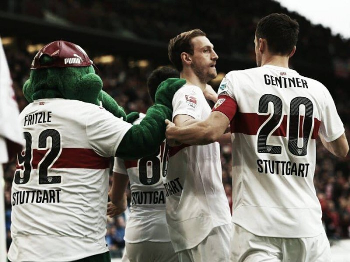 VfB Stuttgart 5-1 TSG 1899 Hoffenheim: Five-star Swabians put visitors to the sword