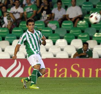Ezequiel jugará cedido lo que resta de temporada en el Sabadell