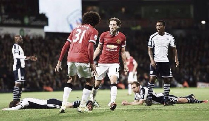 West Brom - Manchester United VFTO: The Baggies' take ahead of their meeting with United