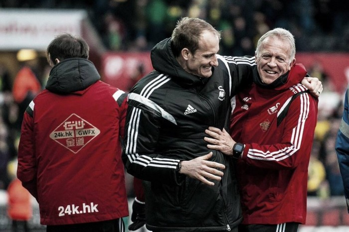 Alan Curtis explains game-changing subs in Norwich win