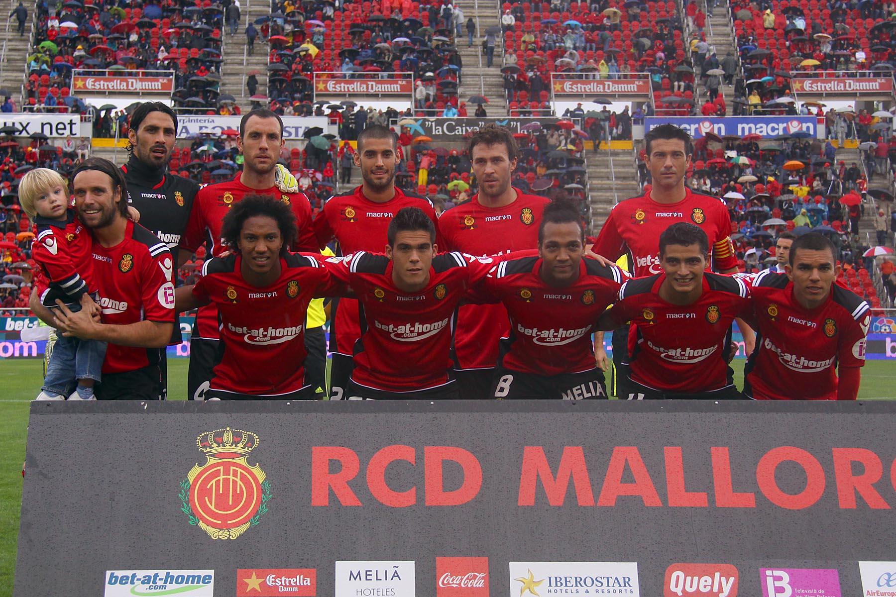 El R.C.D Mallorca suma su primera derrota de la temporada