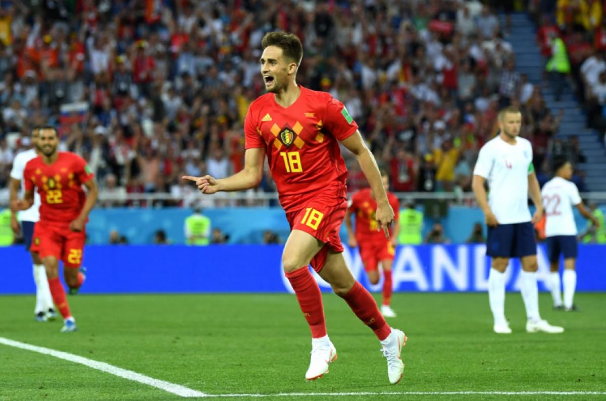 """Inghilterra - Belgio 0-1: una perla di Januzaj regala ai """"Red Devils"""" il primato del girone G"""