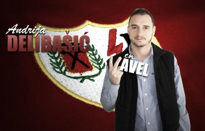 """Entrevista. Delibasic: """"Después de Jémez, veo el fútbol con diferentes ojos"""""""