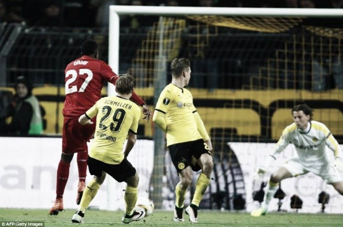 Borussia Dortmund 1-1 Liverpool: Player ratings as the Reds grab a big away goal