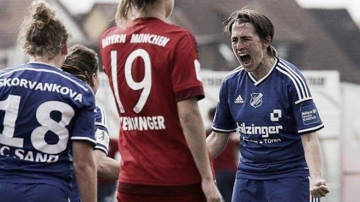 DFB Pokal der Frauen: Wolfsburg to face Sand in final after Bayern upset