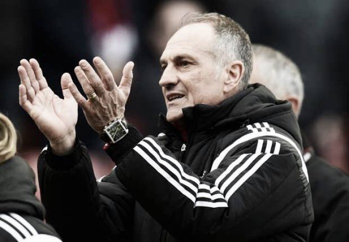 Francesco Guidolin interested in Italy job, but keen on staying at Swansea