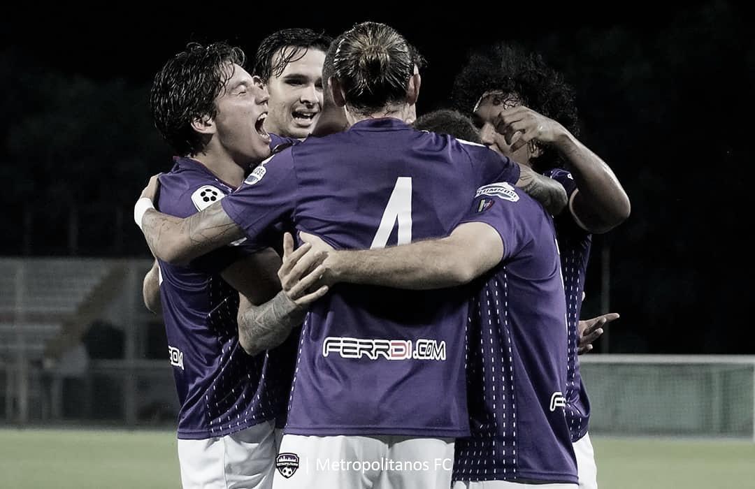 Metropolitanos de Caracas Fútbol Club