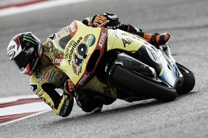 Álex Rins continues domination in Circuit of the Americas with Moto2 win
