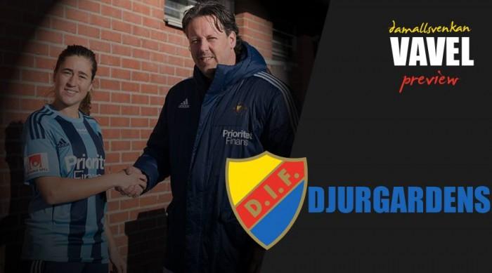2016 Damallsvenskan team preview: Djurgårdens IF