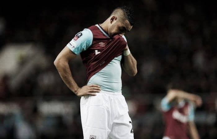 West Ham United 1-2 Manchester United: Hammers bow out of the FA Cup