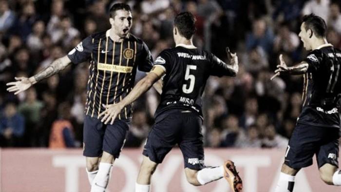 Rosario Central clasificó en el primer lugar