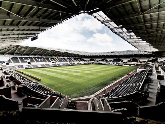 Swansea City in talks over American takeover