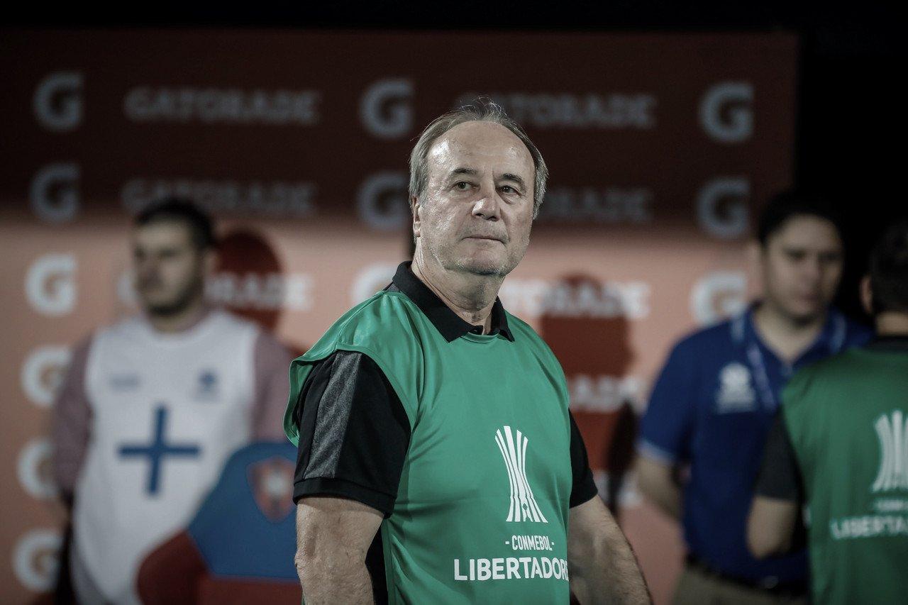 Atlético-MG oficializa demissão de Levir Culpi