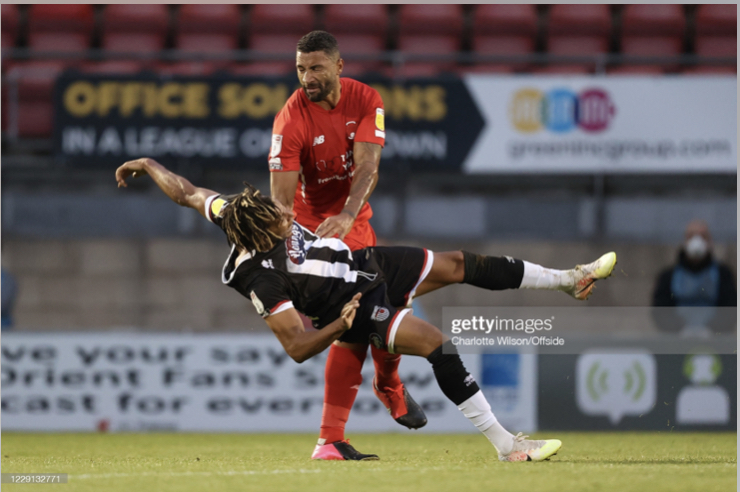 Grimsby Town 0-1 Leyton Orient: Happe-y start for McAnuff as misery piles on for hopeless Mariners