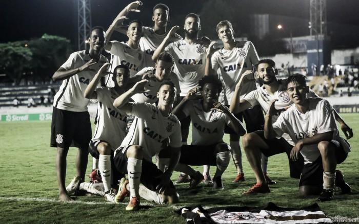 Corinthians mais uma vez na decisão da Copinha: a campanha de 2017