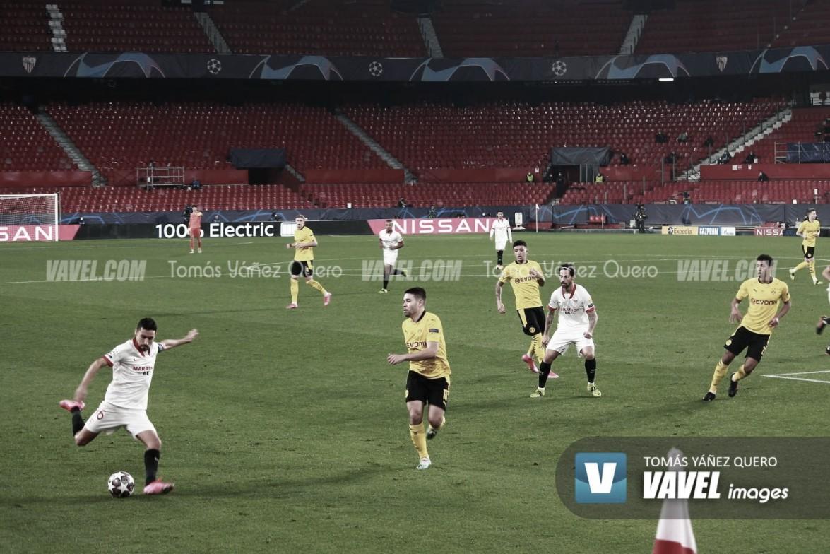 Previa Borussia Dortmund vs Sevilla FC: a Alemania con un objetivo en mente