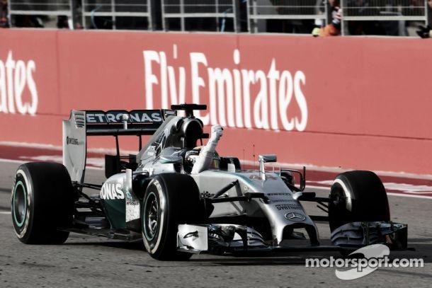 GP dos EUA: o carimbar do campeonato de Hamilton?