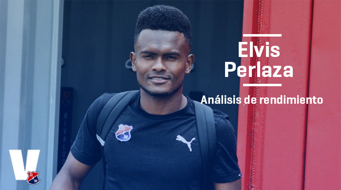 Análisis VAVEL, Independiente Medellín 2018-II: Elvis Perlaza