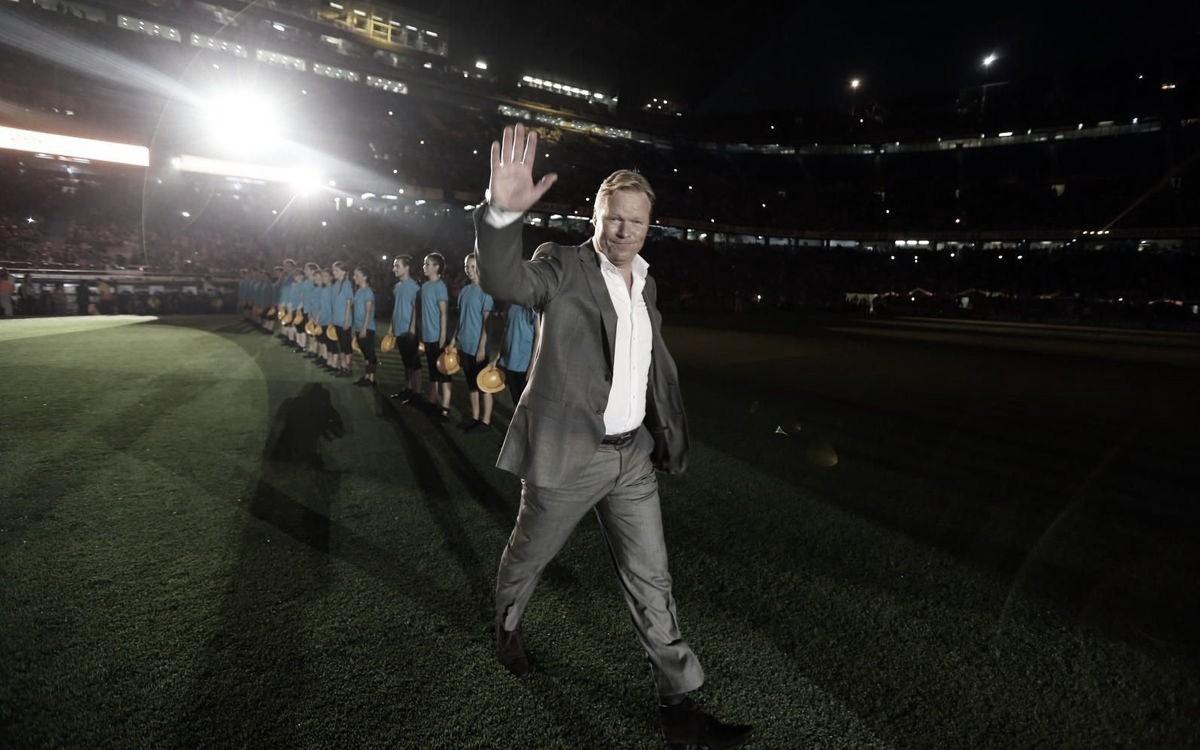 Koeman, nuevo entrenador del Barcelona