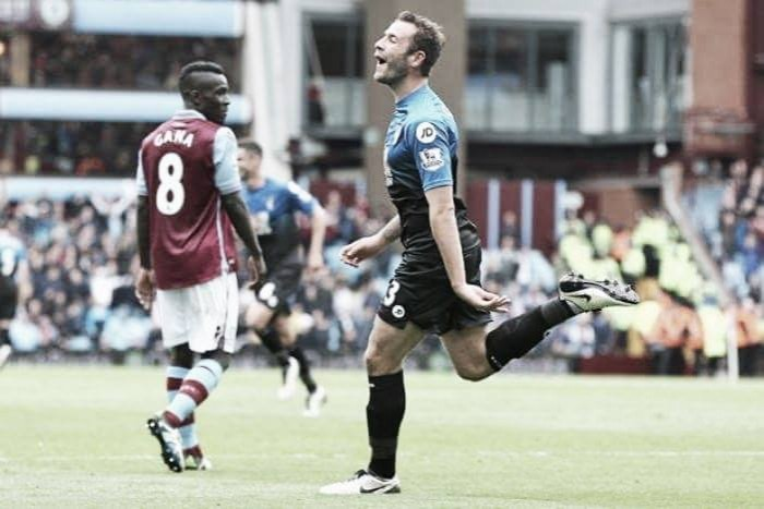 Aston Villa 1-2 AFC Bournemouth: Cherries return to winning ways to put Villans on the brink