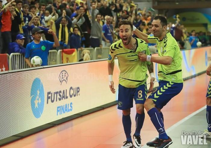 Movistar Inter no perdona a Pescara