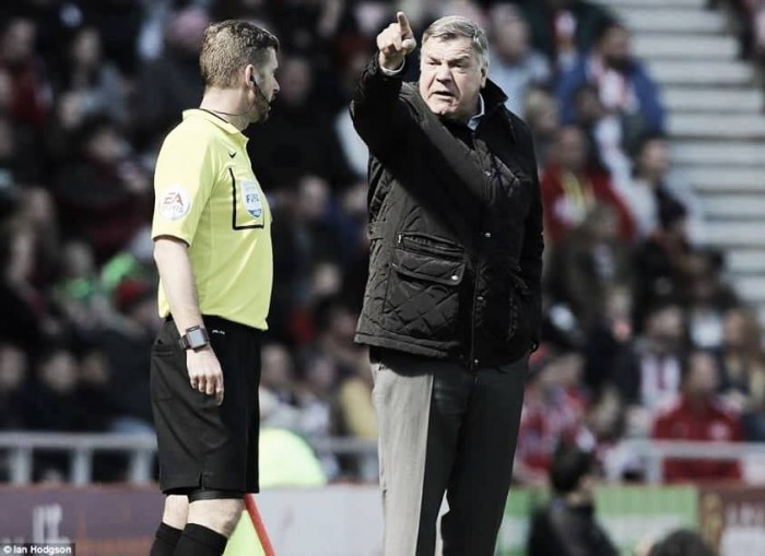 Sam Allardyce says Norwich City game is a 'must not lose' match