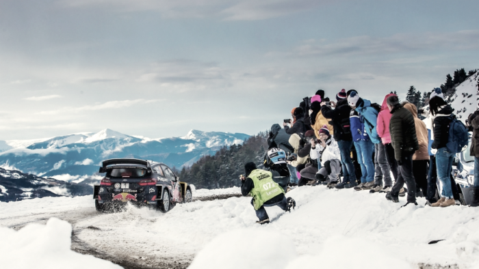 Al habla los 5 pilotos más destacados del Rally de Montecarlo
