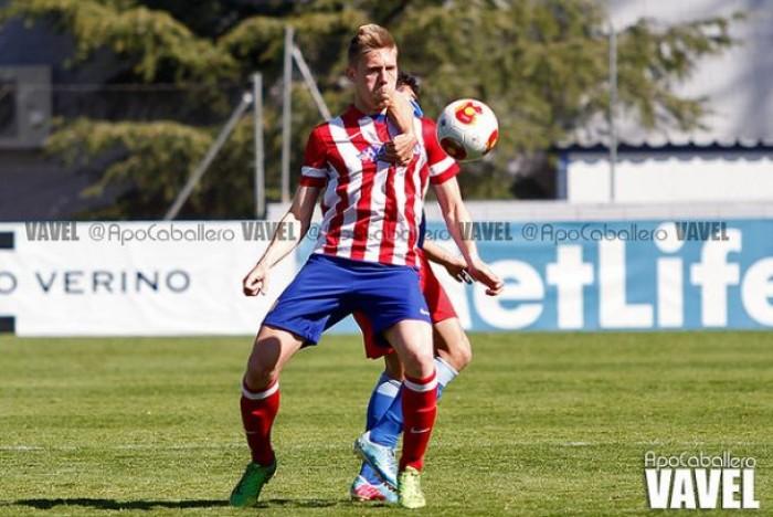 'Tiri', un fichaje de altura para el Atlético de Madrid B