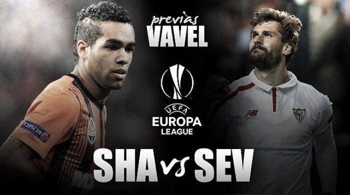 Shakhtar Donetsk - Sevilla FC: Sevilla una vez más