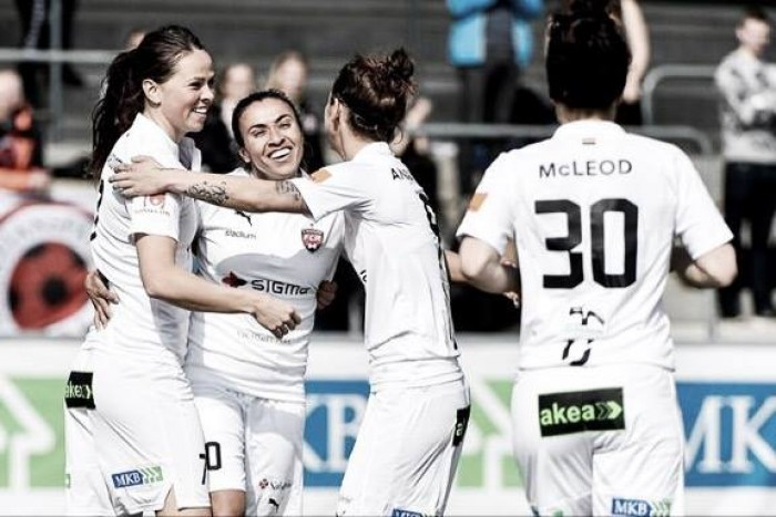 Damallsvenskan Week One Round-up: Plenty of goals on the opening weekend